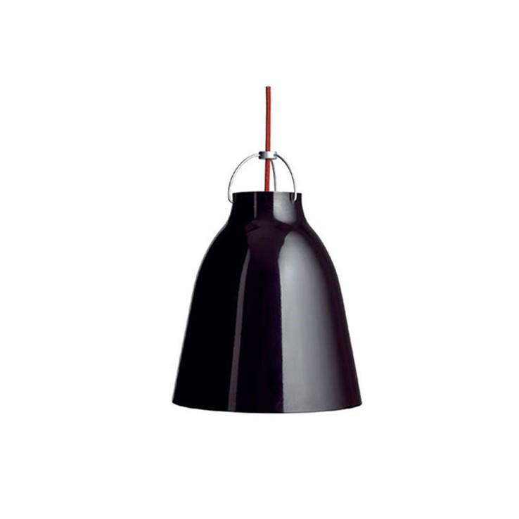Lámpara Caravaggio P2 Negro (ø258 mm) ER