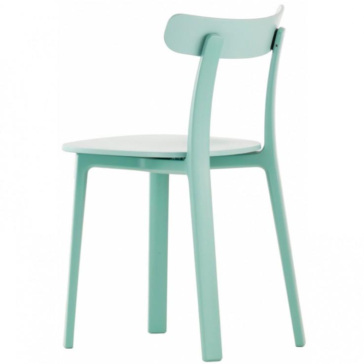 Silla All Plastic Chair