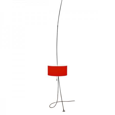 Lámpara Totora Stand