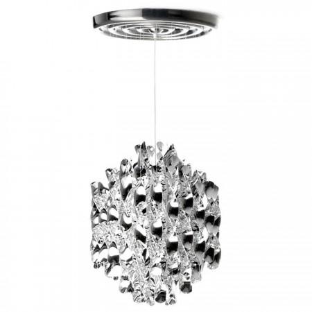 Lámpara Spiral Silver SP1