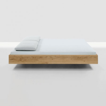 Cama Simple Roble