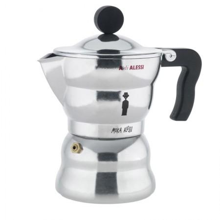 Cafetera Moka 3 Tazas ER