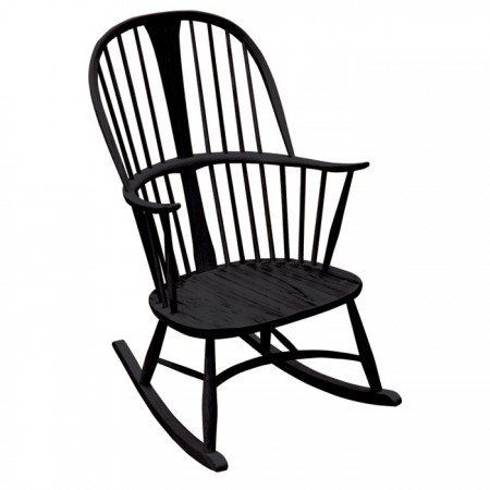 Mecedora 912 Chairmakers Lacado