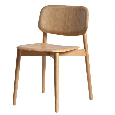 Silla Soft Edge Wood