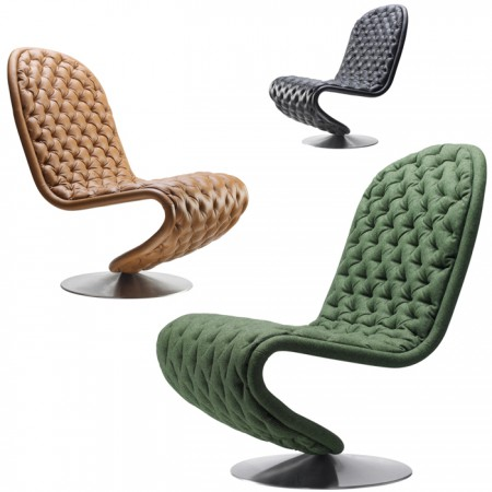 Sillón System 1-2-3 Lounge Deluxe