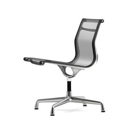 Silla Aluminium Chair EA 105 Netweave