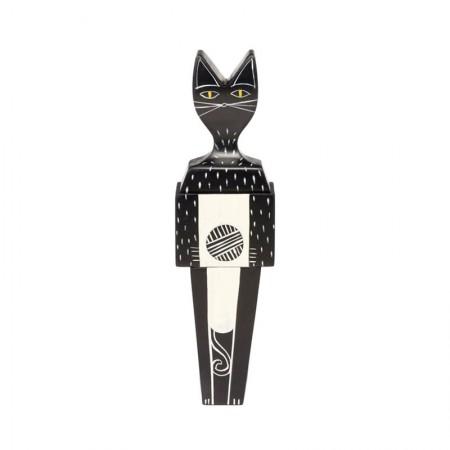 Wooden Doll Cat S ER