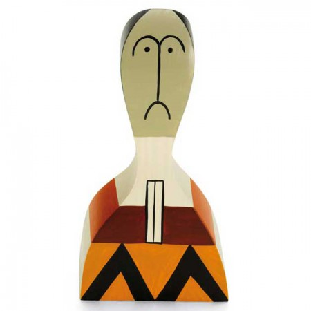 Wooden Doll No.17 ER