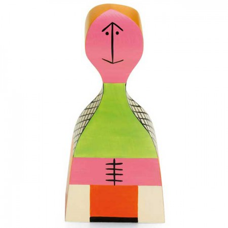 Wooden Doll No.19 ER