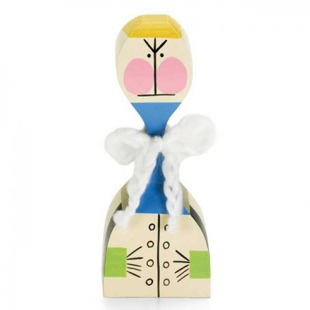 Wooden Doll No.21 ER