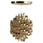 Lámpara Spiral Gold SP1