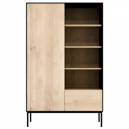 Blackbird Storage Cupboard Oak