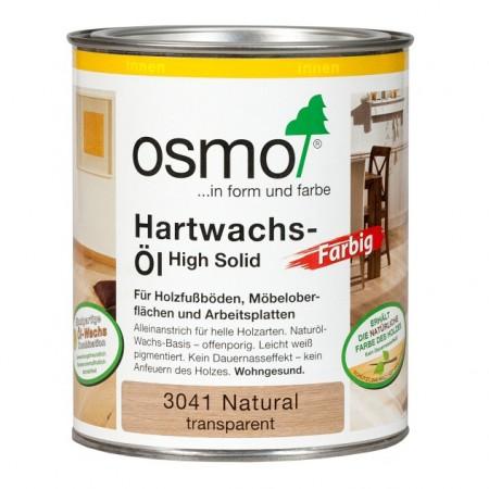 Hardwax Natural Transparent Oil