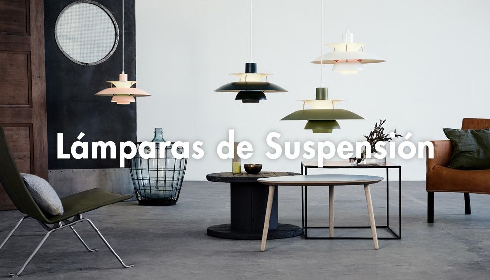 pendant lamps-lamparas suspension