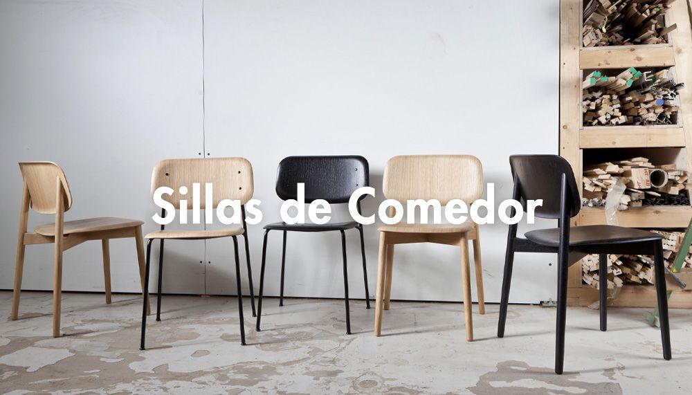 Sillas comedor - dinning chairs