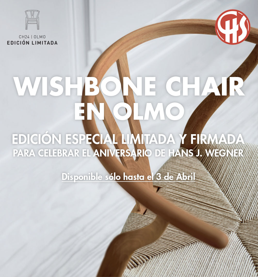 Wishbone Chair Special Ed.
