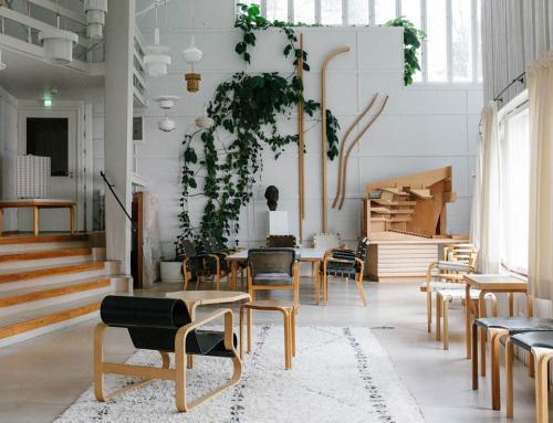 Finlandia, el país más feliz del mundo exporta iconos del diseño