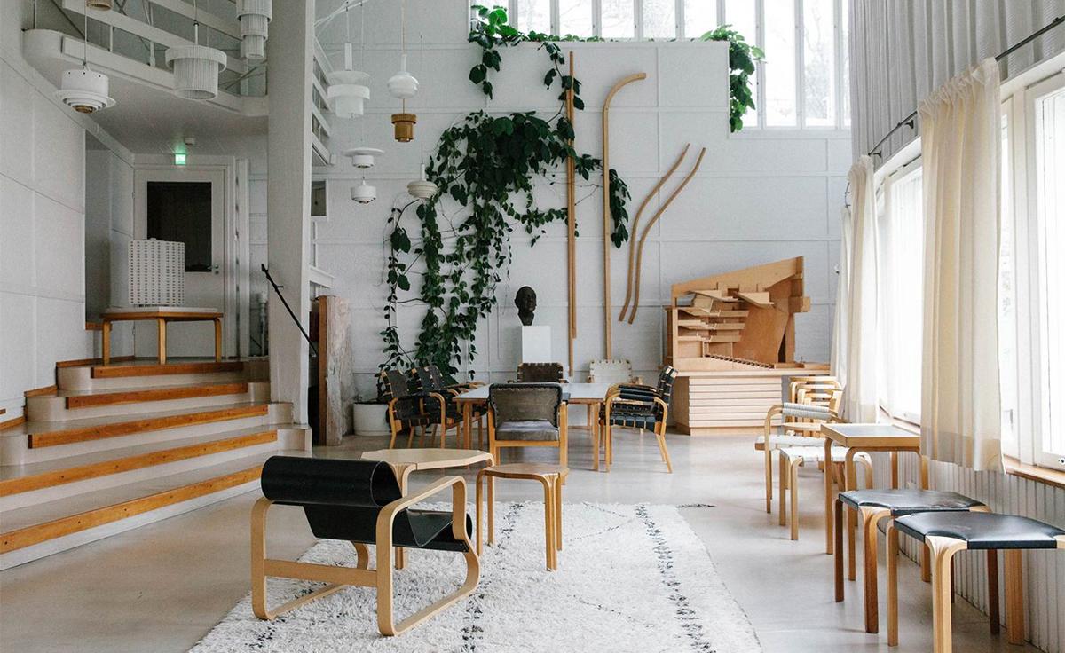 Finlandia, el país más feliz del mundo exporta iconos del diseño ...