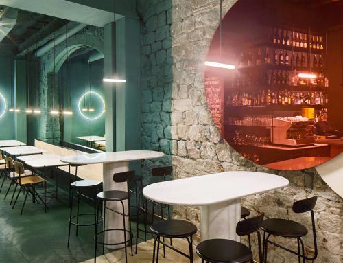 Orvay Barcelona, la insinuación vinícola de Isern Serra y Sylvain Carlet