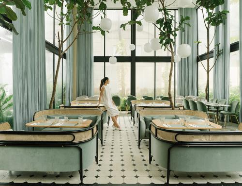 GamFratesi: diseño, café y plantas
