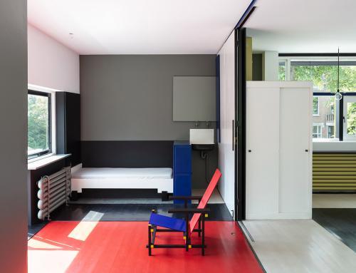 Las casas modernistas de Gerrit Rietveld