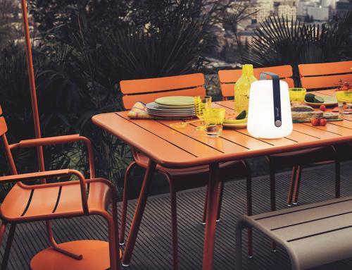 Fermob: color y sostenibilidad