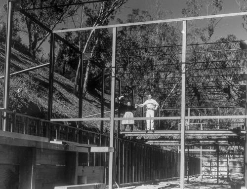 La Eames House, 70 años después