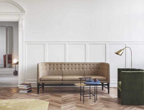 Mayor Sofá: 80 años de un clásico del diseño danés
