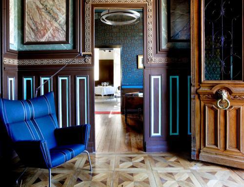 Sosiego y diseño en Villa Clementina