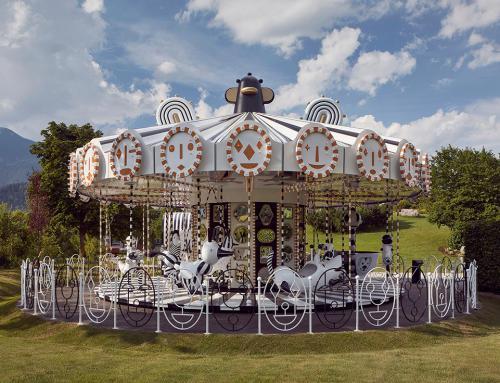 Jaime Hayon & Swarovski: Carousel