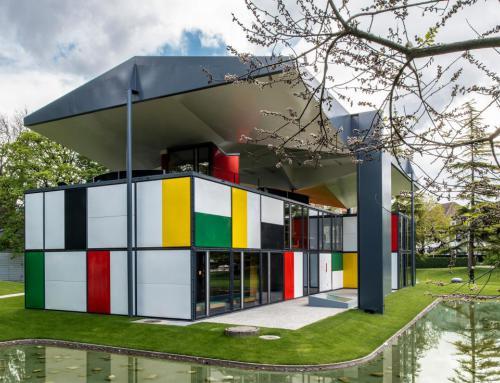 Pavilion Le Corbusier reabre al público