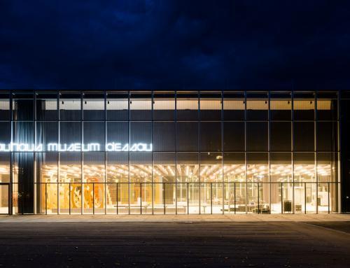 Addenda Architects firma el museo Bauhaus en Dessau