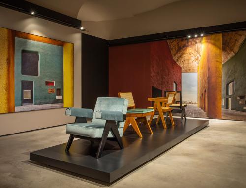 Cassina reedita los muebles diseñados por Pierre Jeanneret para Chandigarh