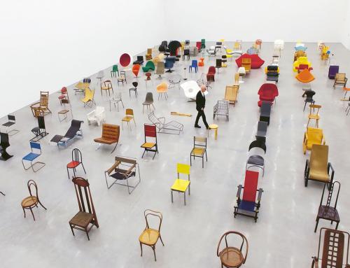 Chair Times. Una silla, una época: de 1800 hasta hoy