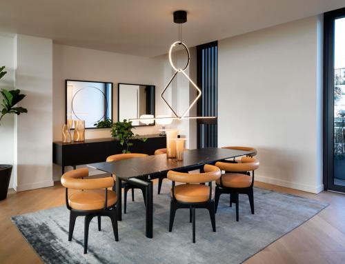 The Architects' Series: Un apartamento diseñado por Cassina