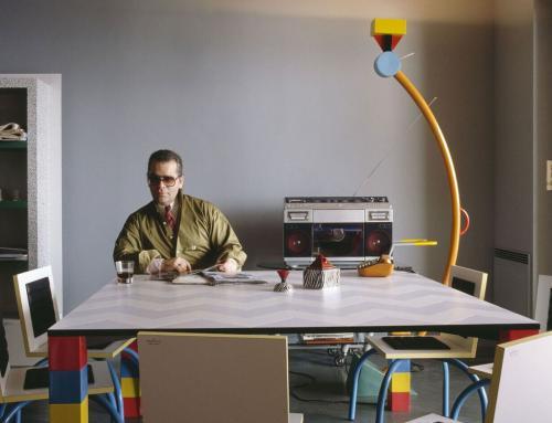 Memphis: la elegancia del kitsch