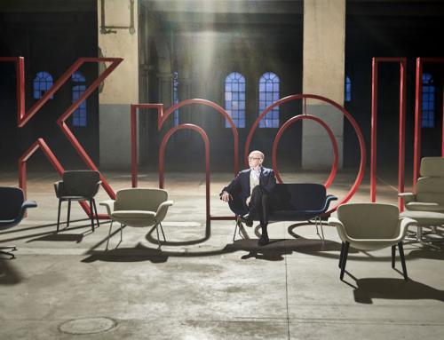 Colección KN de Knoll: la elegancia de Piero Lissoni