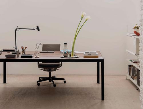Mobles 114: mobiliario para una oficina dinámica y acogedora