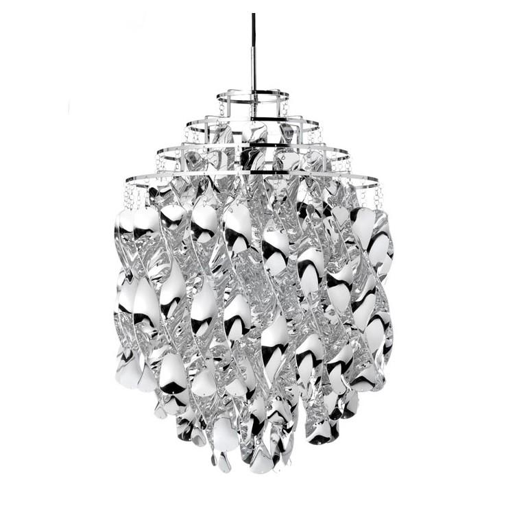 Lámpara Spiral Silver SP01