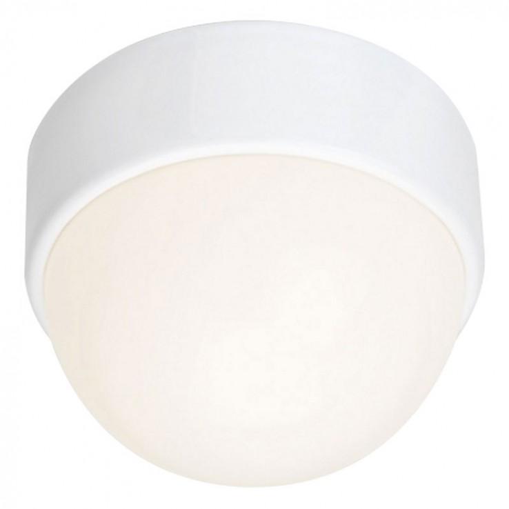Lámpara White Porcelain Series Round