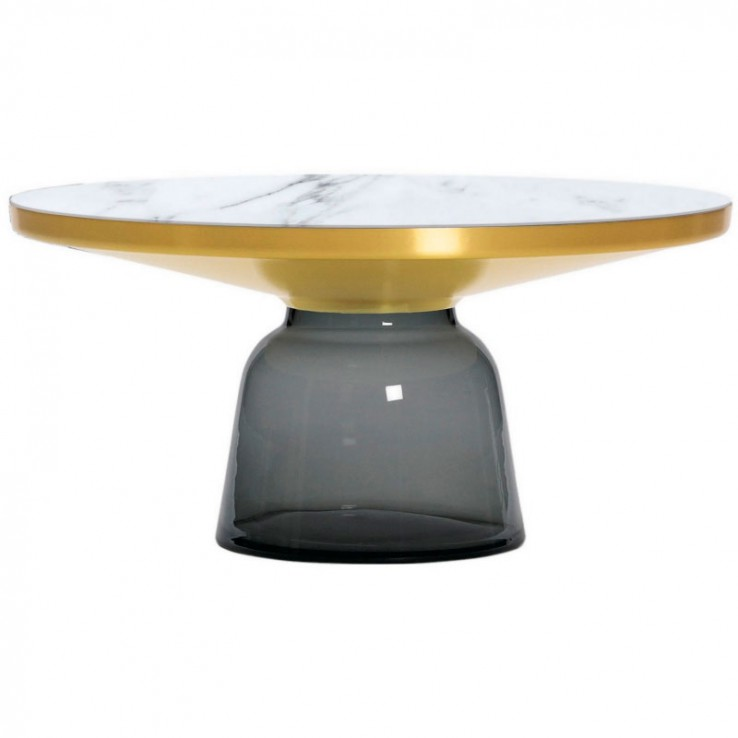 Mesa Bell Coffee Table Mármol
