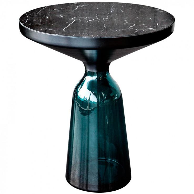 Mesa Bell Side Table Mármol