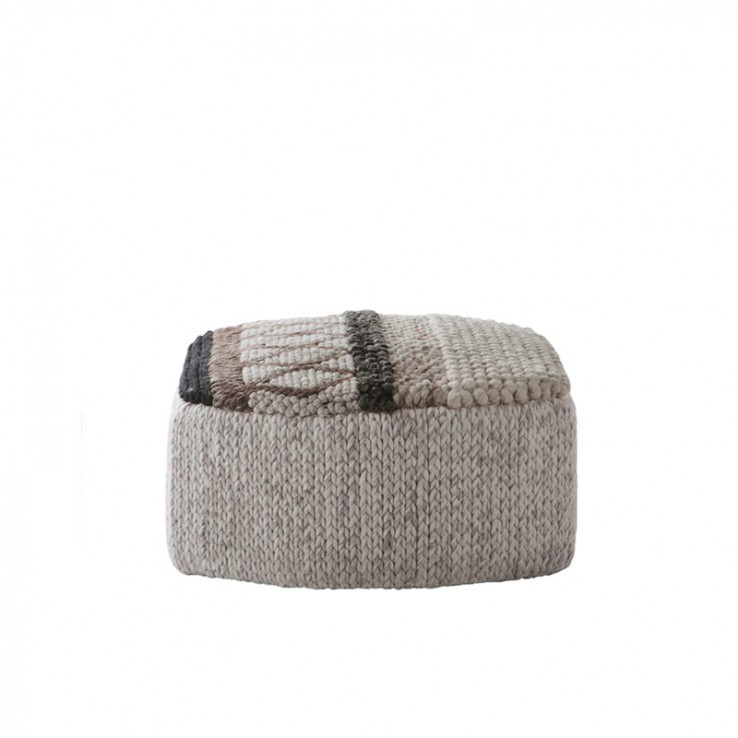 Pouf Mangas Caramelo MP1N Natural