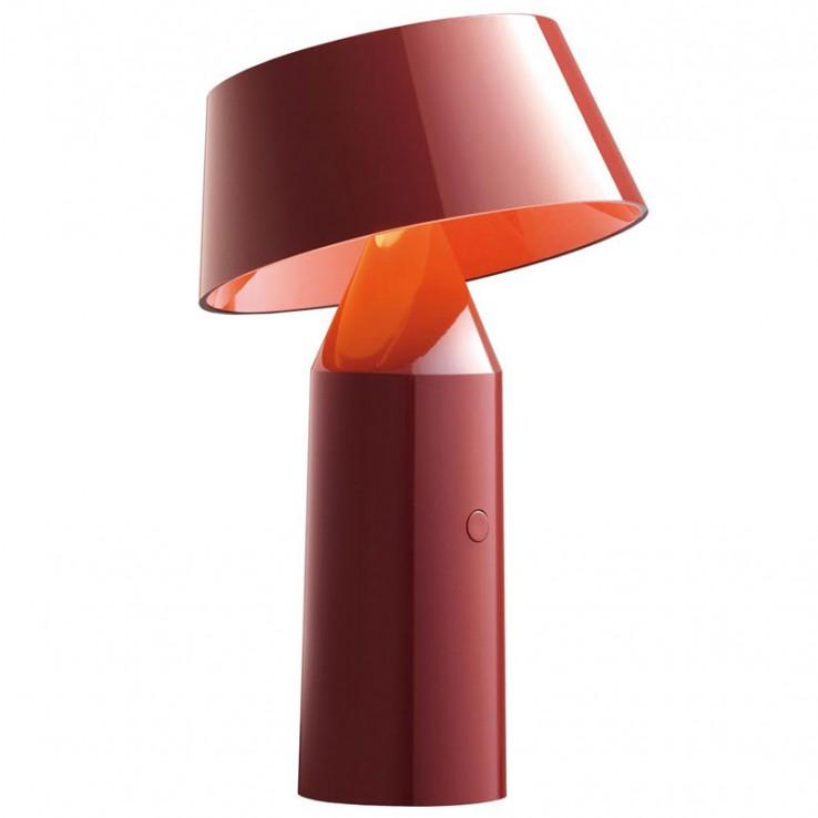 Lámpara Bicoca Rojo Vino ER