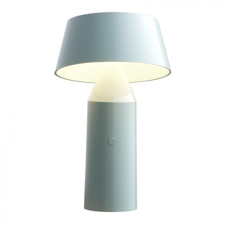Lámpara Bicoca Azul Claro ER