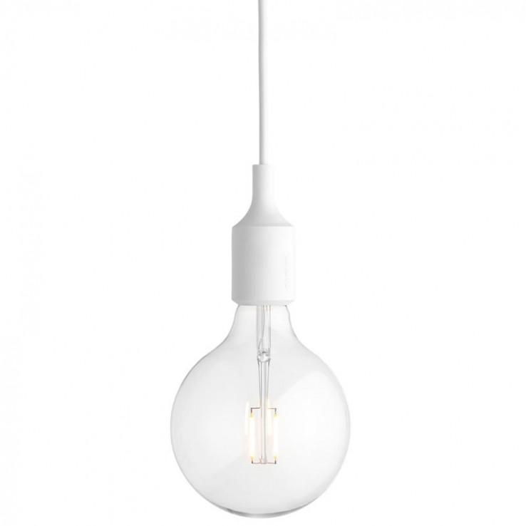 Lámpara E27 Blanco LED ER