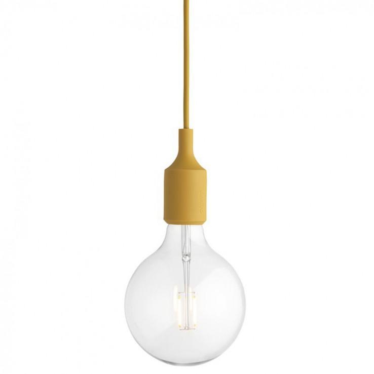 Lámpara E27 Mostaza LED ER