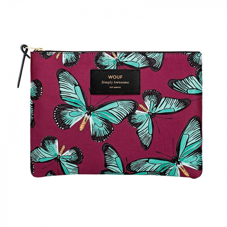 Pouch Butterfly Large ER