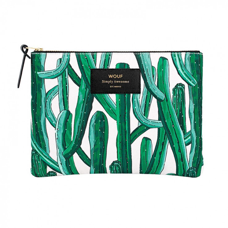 Pouch Wild Cactus Large ER