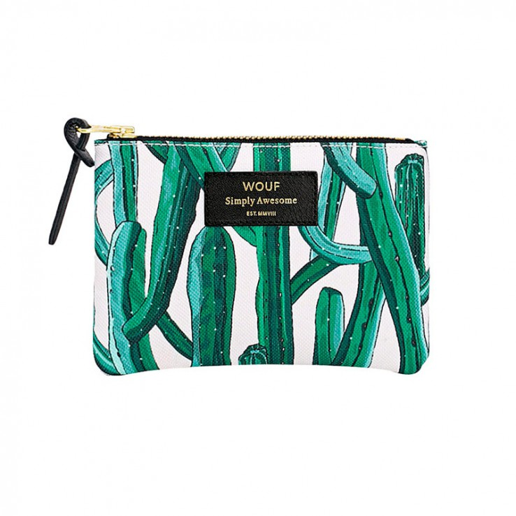 Pouch Wild Cactus Small ER